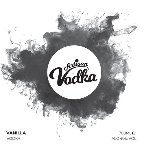 Vanilla Vodka 70cl