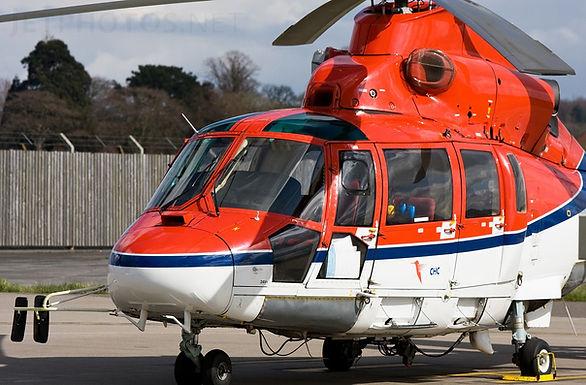 G-BTNC - Eurocopter AS365 Dauphin