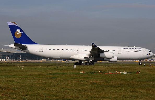 EC-MFB - Airbus A340-300