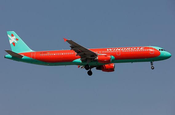 UR-WRO - Airbus A321-200