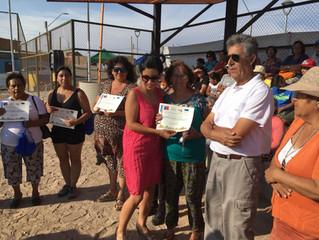 Actividad Comunitaria Quiero Mi Barrio