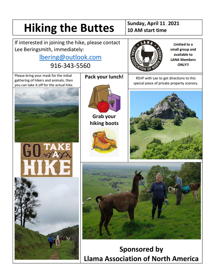HIKE THE BUTTES
