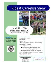 KIDS & CAMELIDS 2020
