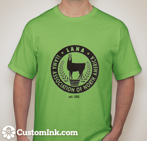 LANA T-Shirts Fundraiser