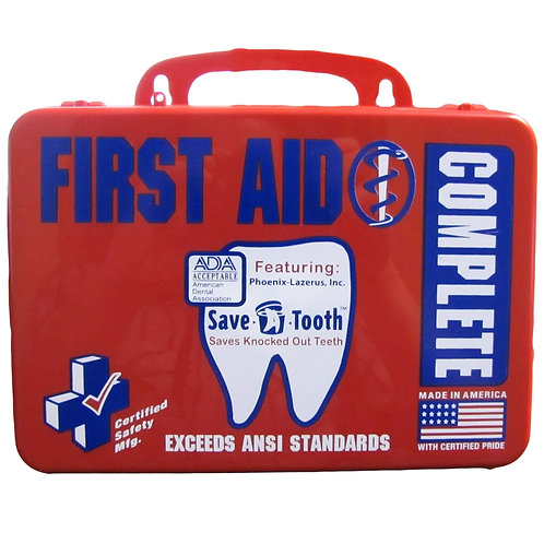 First Aid Complete/Save a Tooth