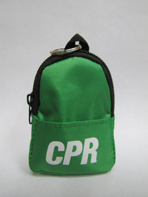 CPR Keychain Backpack