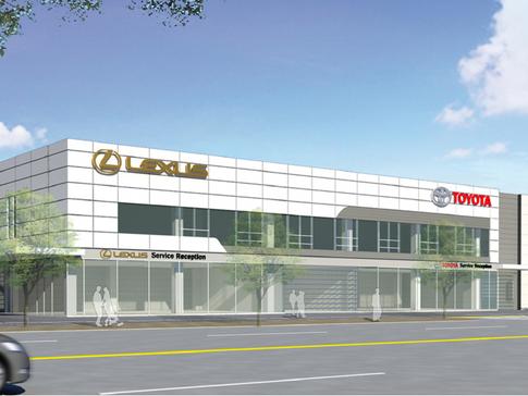 대전 TOYOTA / LEXUS Center