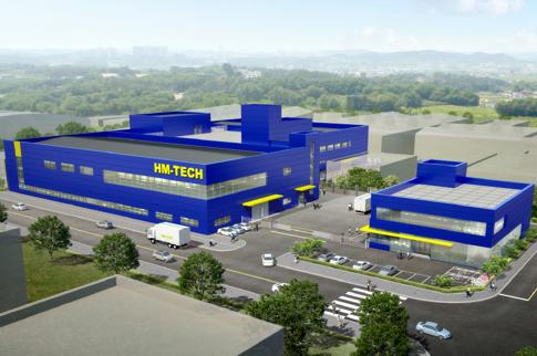 인천 한미반도체 공장