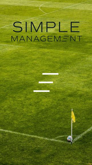 SIMPLE MANAGEMENT