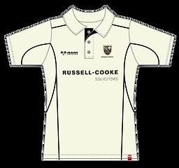 Hampton Hill CC - Playing Shirt: £22.80