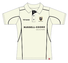 Hampton Hill CC - Playing Shirt: £22.80