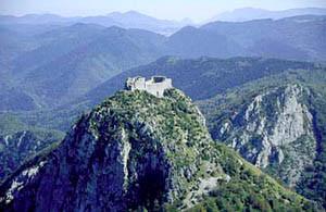 The Cathars and Montségur