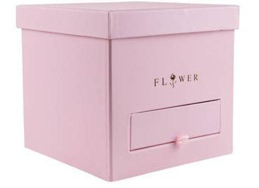 Pink Flowers Box
