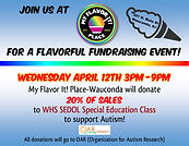 Fundraiser 2017 WHS Autism Awareness.jpg