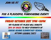 Flavor It Fundraiser 2016 Sarah Adams Lo