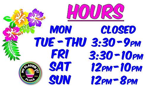 Fall Hours closed monday palatine.jpg