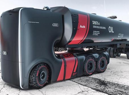 Camiones autónomos, lo que está por venir.