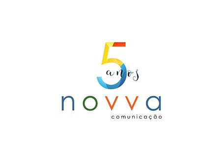 Novva Comunicação comemora 5 anos de atuação