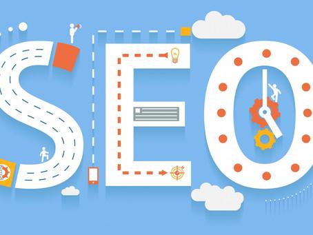 Você sabia que SEO representa até 50% da audiência do seu site?