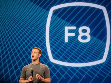 Conferência F8 do Facebook: veja quais serão as novidades da rede social!