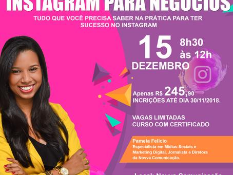 Curso prático: Instagram para Negócios
