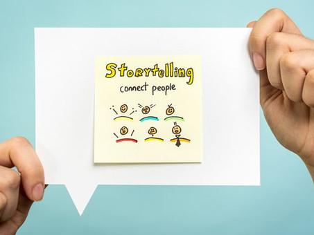 Storytelling: a arte de conquistar clientes contando boas histórias