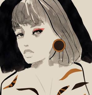 Ichirin Kaoru_illustration