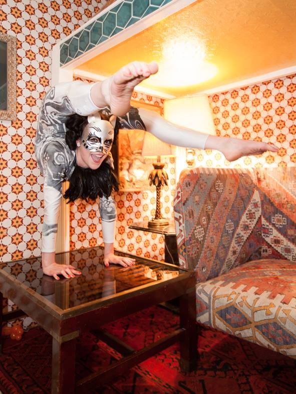 Photo: Cirque du Cabaret