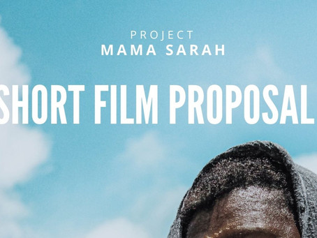 Mama Sarah Project - Location: Cape Town, South Africa.