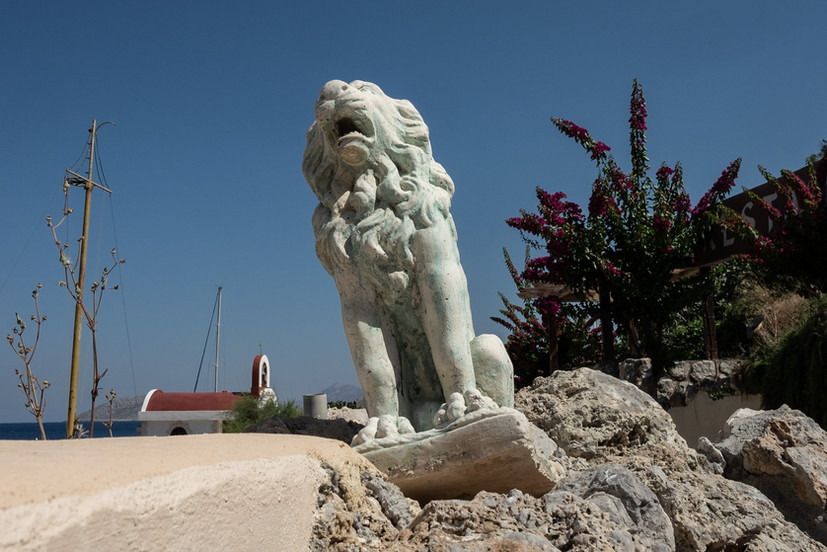 Pandeli, Leros Greece