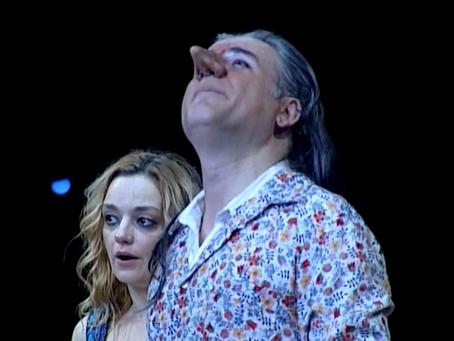 Συρανό, Εθνικό Θέατρο (2010)