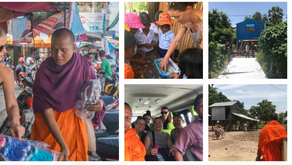 Confusion, concern and life-changing joy in Cambodia