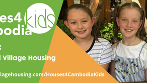 Houses4Cambodia Kids Project 2019!