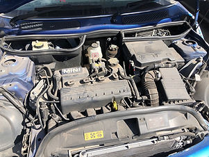 MINI BMW COOPER W10 1.6L 4 CYLINDER ENGI