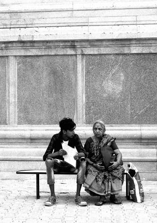 Happiness Between Generations