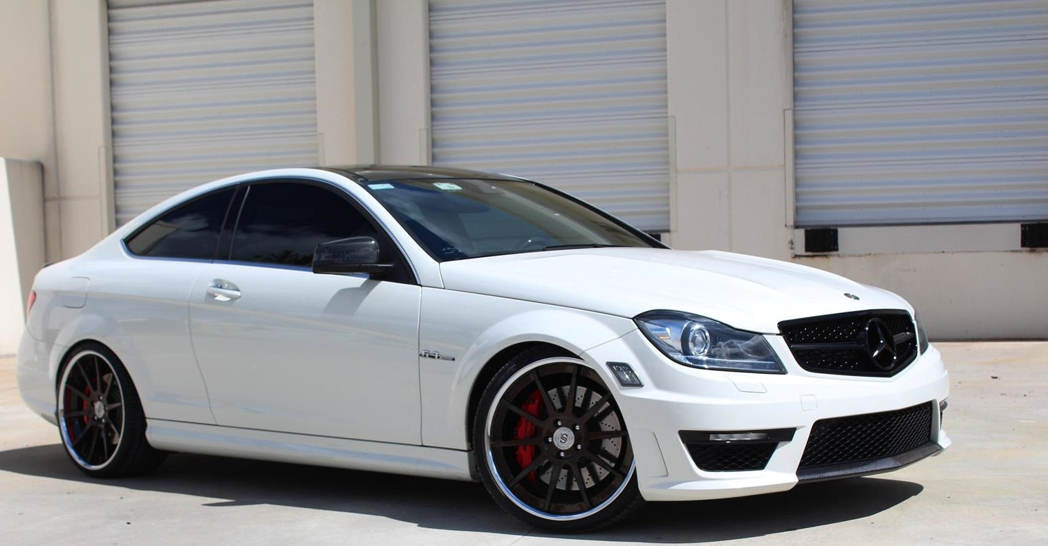 cocaine-white-c63-amg-coupe-with-forged-