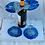 Thumbnail: Handmade resin wine serving set