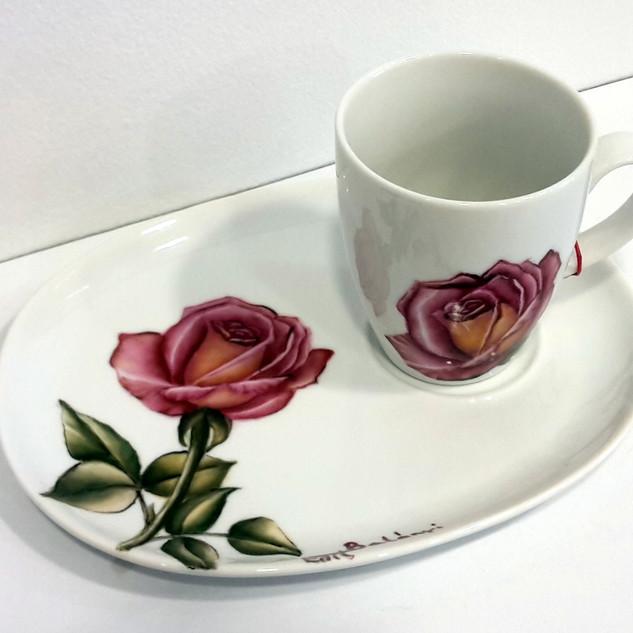 Rózsás teás
