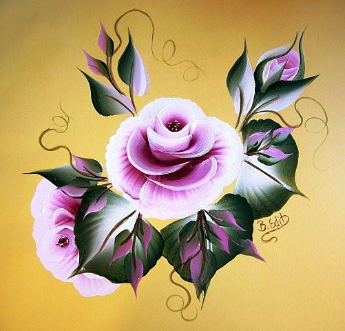 EgyLendület rózsa