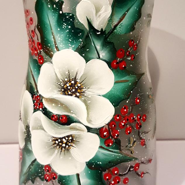 Téli váza