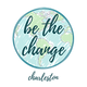 Be the Change Charleston Logo