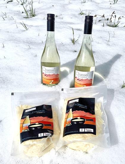 Kit Fondue & Chassel'ice
