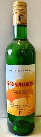 St-Saphorin 50cl ( 2020) sans millésime sur étiquette