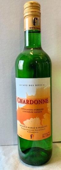 Chardonne 50cl (2020) sans millésime sur étiquette
