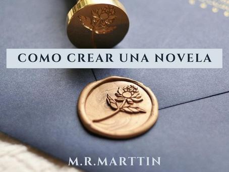 Como crear una novela: Primeros pasos, Introducción.