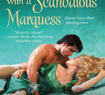 All Afternoon with a Scandalous Marquess - Lords of Vice Series #5