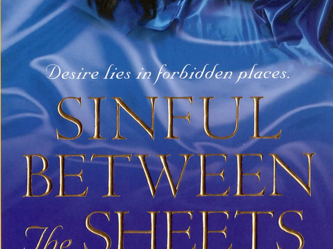 Sinful Between the Sheets - Book #2 - The Carlisle Series