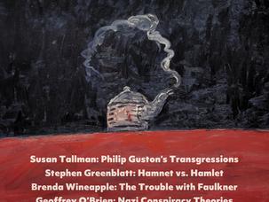 Philip Guston's Discomfort Zone