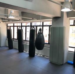 Muay Thai Area