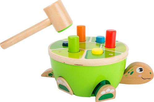 jouet pour bébé, jouet à marteler, jouets en bois, jouets de léa, jouet en bois, jouet montessori, jouets montessori